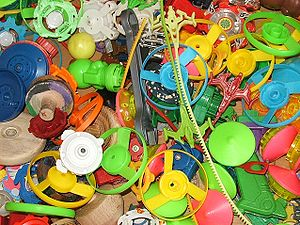 English: Toys Italiano: Giocattoli