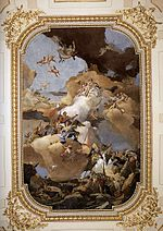 Giovanni Battista Tiepolo - Venus and Vulcan - WGA22370.jpg
