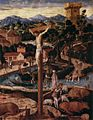 Giovanni di Niccolò Mansueti - St Jerome in the Desert (detail) - WGA13941.jpg