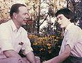 GleasonAndrewMattei WithJean1958.jpg