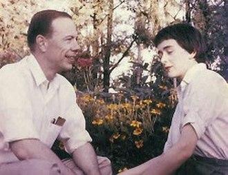 Andrew M. Gleason - With Jean Berko, 1958