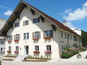 Gmund am Tegernsee - Image: Gmund Rathaus