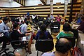 Goa University researchers' training workshop, June 2017.jpg