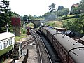 Goathland Station, North Yorkshire Moors Railway - geograph.org.uk - 856111.jpg
