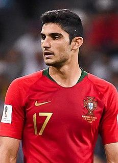 Gonçalo Guedes Portuguese footballer