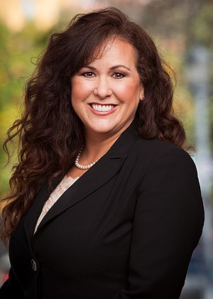 Lorena Gonzalez Fletcher - Image: Gonzalez headshot