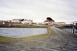 Fitzroy South falkland Islands City Goose Green