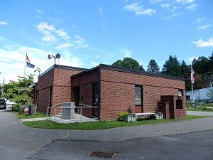 Gordon, Pennsylvania - Image: Gordon Municipal Bldg, Schuylkill Co PA 01