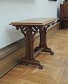 Gothic revival furniture 02 (Tretyakov gallery) by shakko.JPG