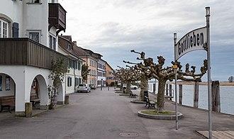 Gottlieben - Image: Gottlieben am Rhein