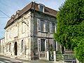 Goussainville (95), grange des Noues XVIIIe s., ancien prieuré, rue Victor-Basch.jpg