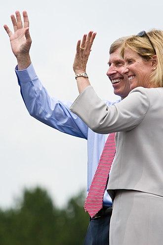 John Lynch (New Hampshire) - John Lynch and his wife Susan Lynch