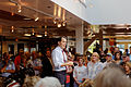 Governor of Wisconsin Scott Walker (and Scott Brown) at Seacoast Harley Davidson in North Hampton NH on July 16th 2015 by Michael Vadon 04.jpg