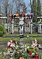 Grób Jana Bytnara i Alka Dawidowskiego na Cmentarzu Wojskowym na Powązkach.jpg