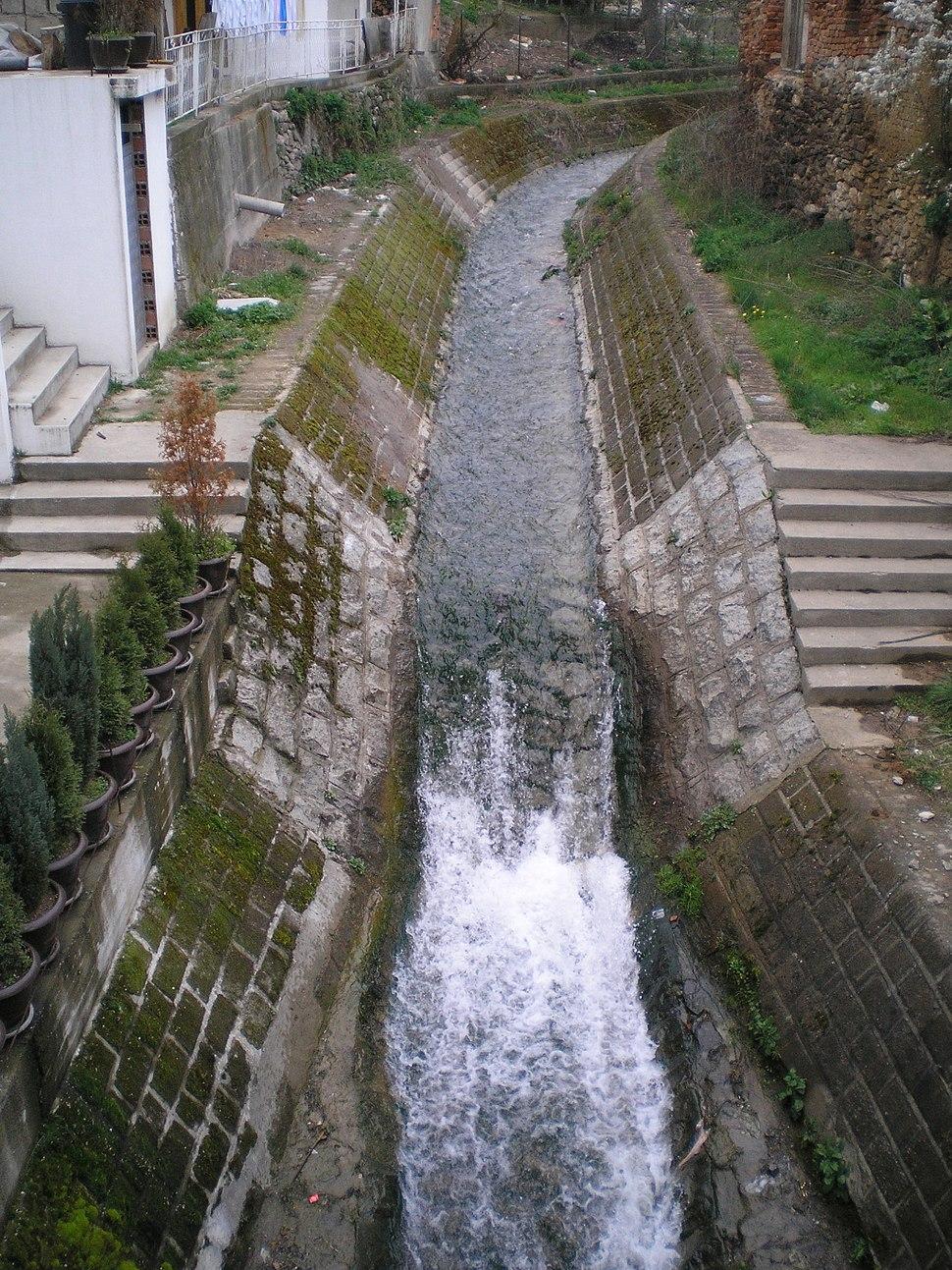 Gradska reka