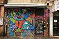 Graffiti in Shoreditch, London - Hunto, Apples and Pears (13701221544).jpg
