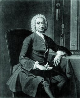 English clockmaker, inventor, and geophysicist