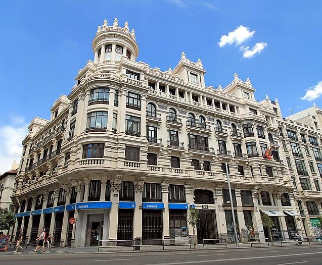 Gran Vía 6 (Madrid) 01.jpg