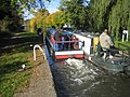 Grand Union Canal, Gas 1 Lock No. 49 - geograph.org.uk - 591599.jpg