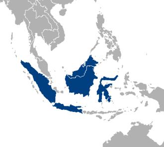 Sunda Islands - Greater Sunda Islands