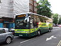 Green Line coach, Baker Street, London - DSCF0468.JPG