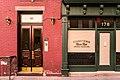 Green New York coffee shop entrance (Unsplash).jpg