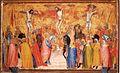 Gregorio di Cecco. Crocifissione. 1423, Siena, Museo dell'Opera.jpg