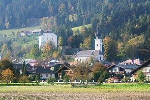 View of Greifenburg