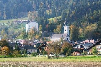 Greifenburg - Image: Greifenburg