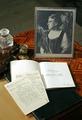 Grevinnan Anna Brahes anteckningar. Fotografi föreställande Anna Brahe - Skoklosters slott - 85715.tif