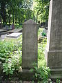 Grob Aleksandra Toeplitza-Grave of Aleksander Toeplitz.JPG