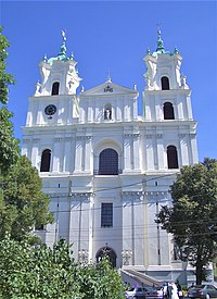 The Jesuit Cathedral of Hrodna (1678-1705)