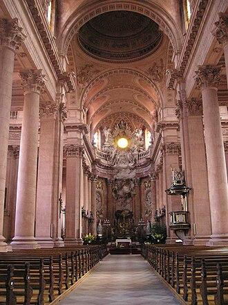 Guebwiller - Notre-Dame Church