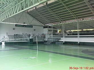 La Salle College Antipolo - Gymnasium of La Salle College