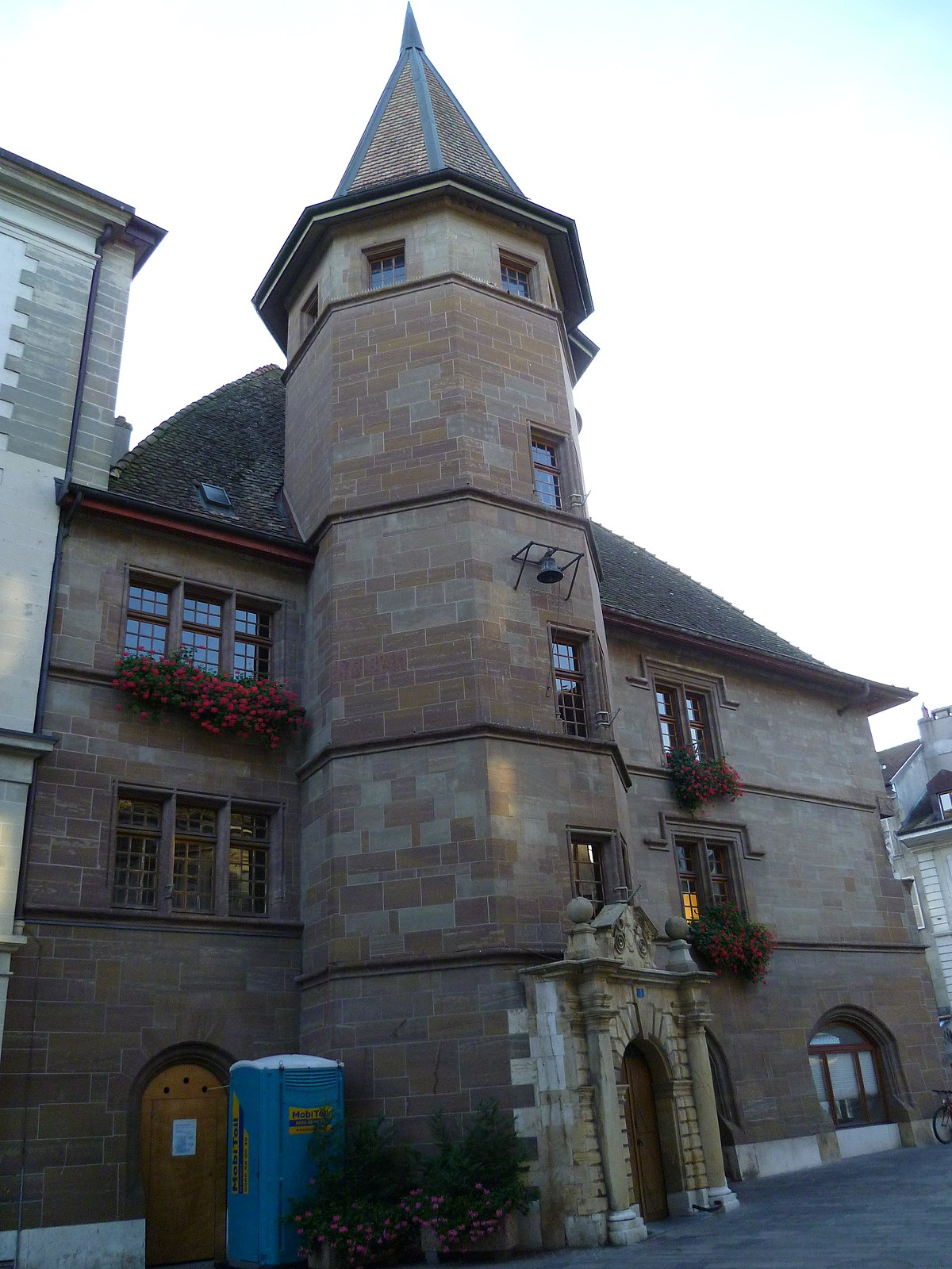 List Of Mayors Of Morges