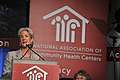 HHS Secretary Sebelius delivers remarks at the National Association of Community Health Centers Annual Policy and Issues Forum on Wednesday March 23.jpg