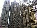 HK 堅尼地城 Kennedy Town 卑路乍街 Belcher's Street 大新閣 Sun Court 曉輝大廈 Sunglow Building 澤安閣 Chester Court Feb-2012.jpg