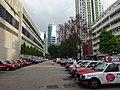 HK CWB Tin Hau Hing Fat Street outdoor carpark ads TaiPan Mooncake n view Viking Garden Sept-2015.JPG