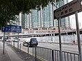 HK SSP 長沙灣 Cheung Sha Wan 荔枝角道 Lai Chi Kok Road Hing Wah Street name sign December 2019 SS2 12.jpg
