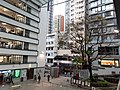 HK SW 上環 Sheung Wan PMQ courtyard evening February 2020 SS2 06.jpg