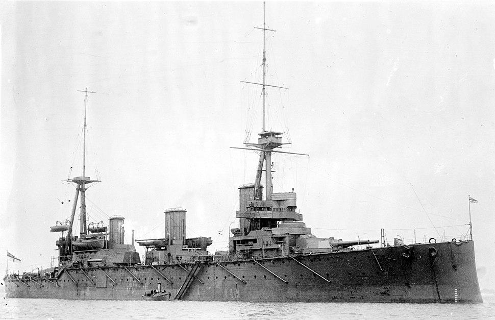 HMAS Australia LOC 16921u