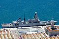 HMS Defender (D36) docked in Gibraltar Harbour.jpg