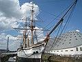 HMS Gannet, Chatham Dockyard, Kent - geograph.org.uk - 1354527.jpg