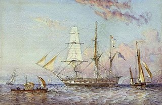 HMS <i>Rattlesnake</i> (1822)