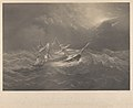 HMS Resistance Feby 25th 1848 - on her voyage from Mauritius with H.M. 1st Battalion 12th Regiment RMG PY0765.jpg