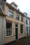 foto van Gepleisterd klein woonhuis