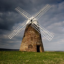 Halnaker Windmill, East Sussex, UK - A26566.jpg