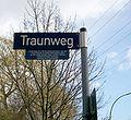Hamburg - Schild Traunweg 05.jpg