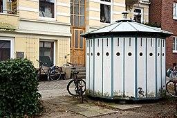 Hamburger Fahrradhäuschen2