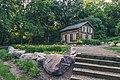 Hand Hewn Monument - Skalbekken County Park, Minnesota (35530953966).jpg